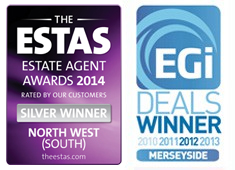Estate Agent of the year - Silver Award