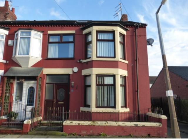 25 Winterhey Avenue, Wallasey, Merseyside