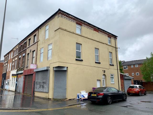 Flats 1-4, 444 Mill Street, Liverpool