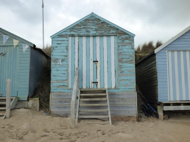 Beach Hut 4, Porth Mawr, Main Beach, Abersoch, Pwllheli, Gwynedd