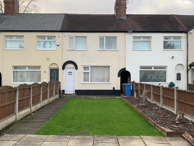 146 Gentwood Road, Liverpool