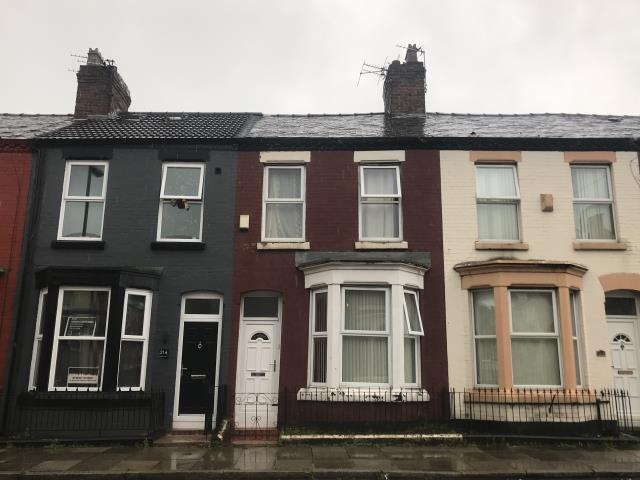 214 Molyneux Road, Kensington, Liverpool