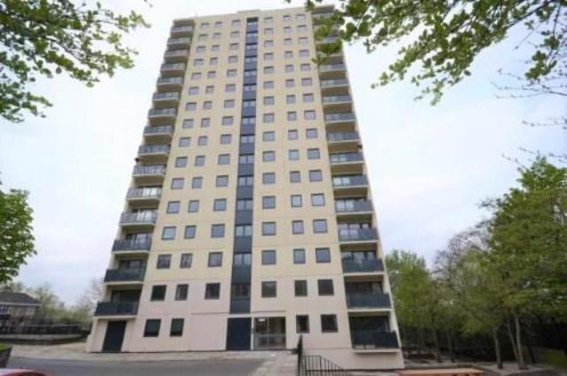 Flat 34 Candia Towers, Jason Street, Liverpool