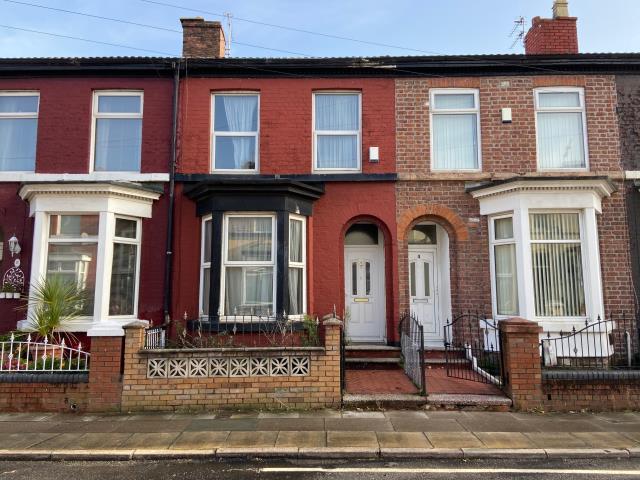 6 Grasmere Street, Liverpool