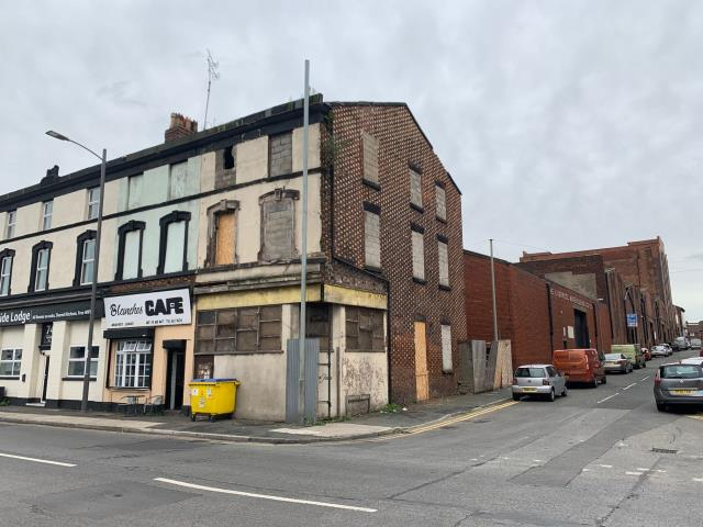 70 Regent Road, Bootle, Merseyside