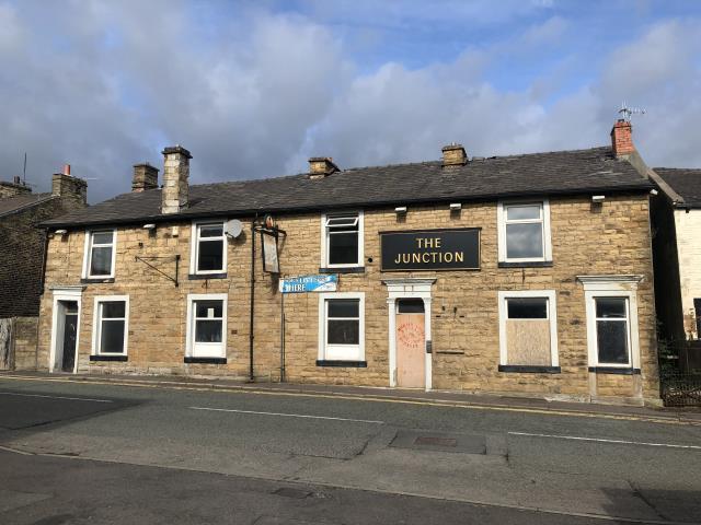 The Former Junction Inn, 63 Rosegrove Lane, Burnley, Lancashire
