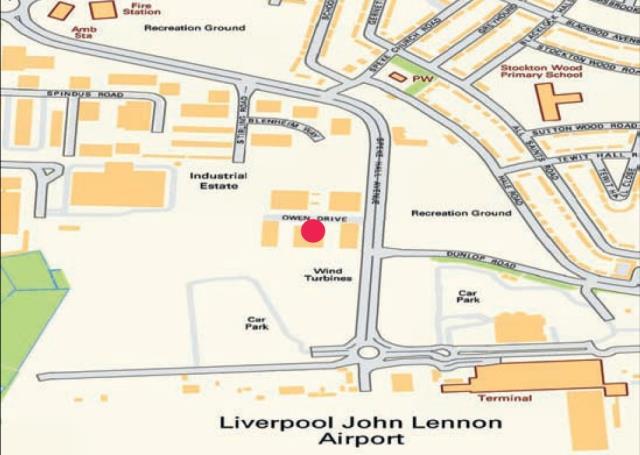 Unit 20 Lingard Court, Owen Drive, Skypark Industrial Estate