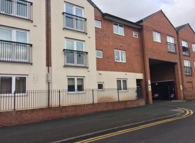 21 Delamere Court, St. Marys Street, Crewe