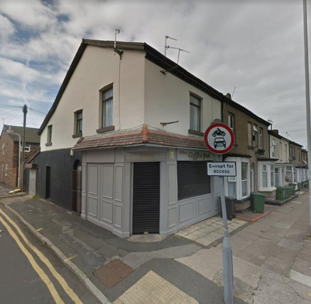 58 Argyle Street South, Birkenhead, Merseyside