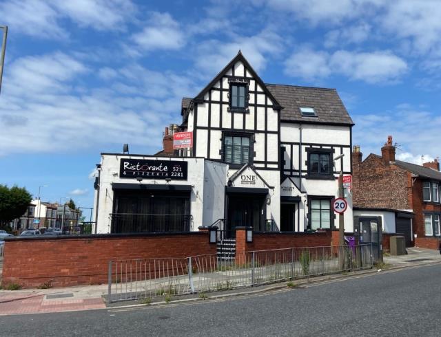1 Melling Road, Liverpool