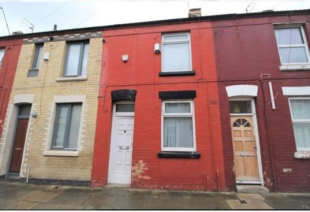 8 Toxteth Grove, Liverpool