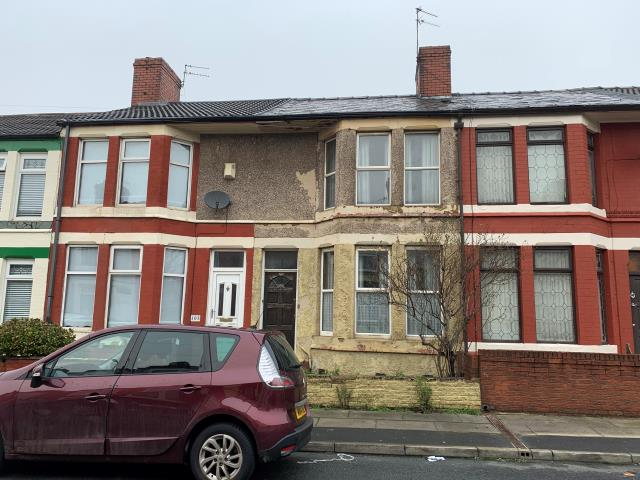107 Gonville Road, Bootle, Merseyside