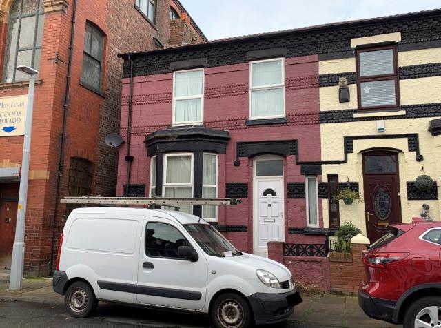 1 Towcester Street, Liverpool