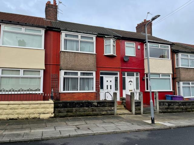 25 Rossall Road, Liverpool