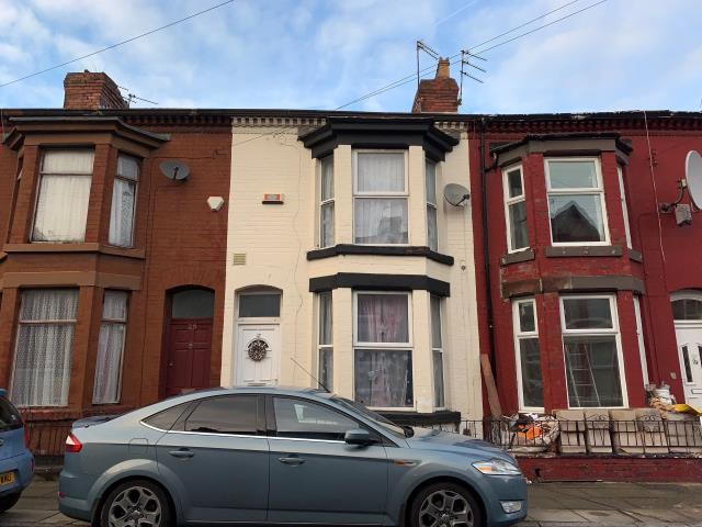 27 Ridley Road, Liverpool