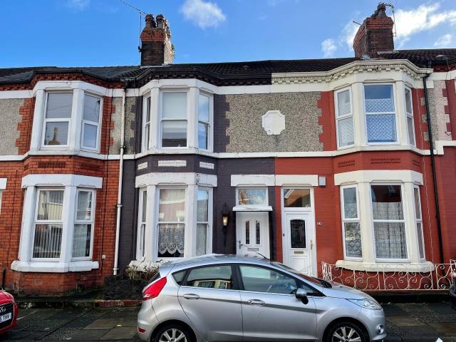 40 Lichfield Road, Wavertree, Liverpool