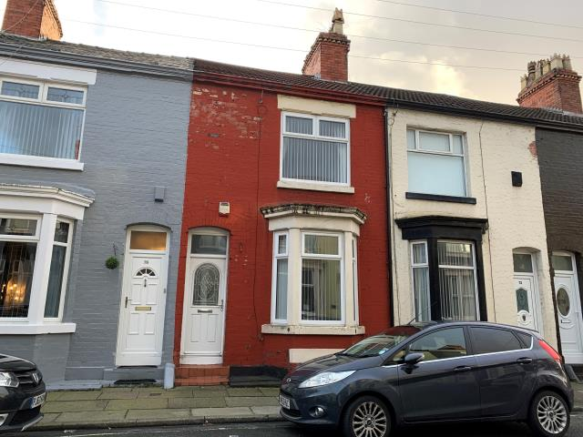 74 Winslow Street, Liverpool