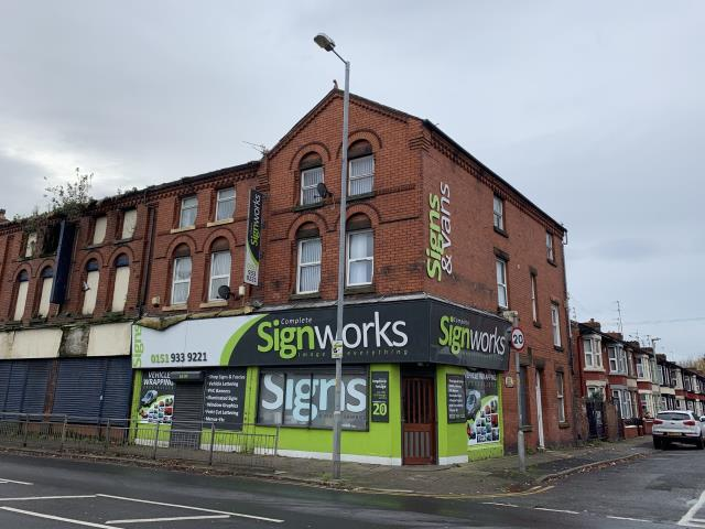 82/84 Linacre Road, Liverpool