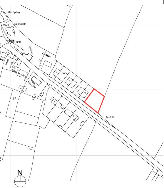 Land South East Of 10 Penrose Lane Penrose, Wadebridge, Cornwall