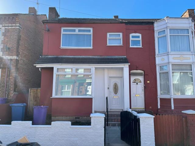 11 Chester Road, Anfield, Liverpool