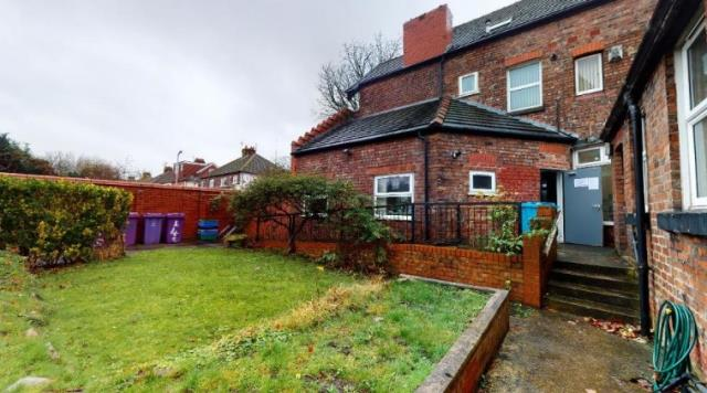145 Whitehedge Road, Liverpool