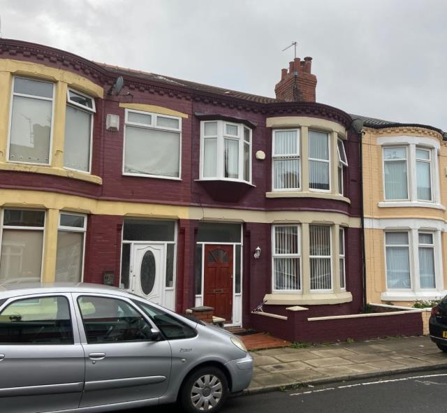 14 Glengariff Street, Liverpool