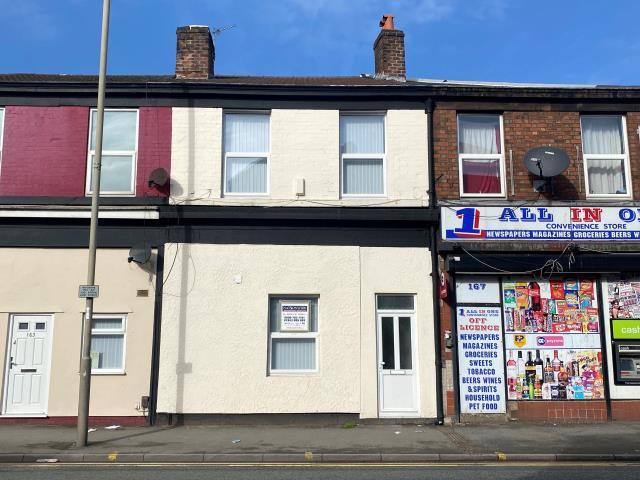 165 Rice Lane, Liverpool