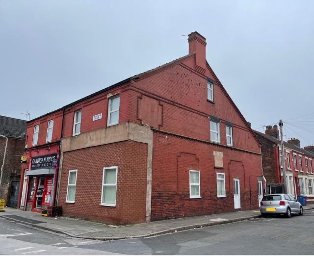 174 Cranborne Road And 36 Cardigan Street , Liverpool
