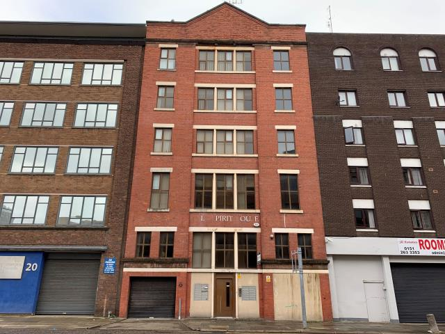 Apt 22, Caber House, 10-12 Pall Mall, Liverpool
