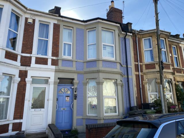 23 Pearl Street, Bristol
