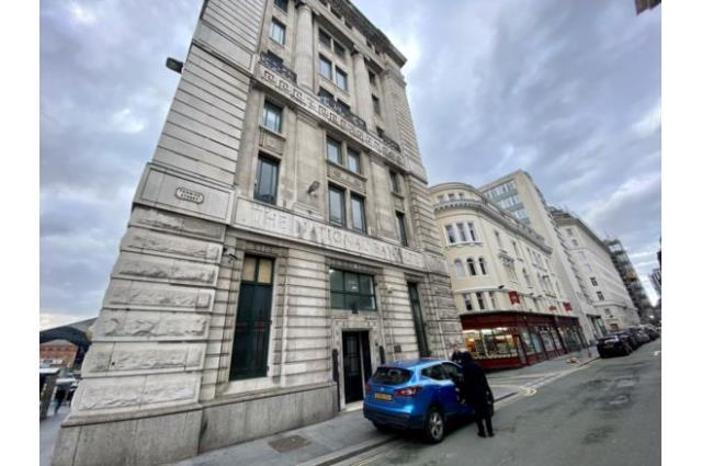 Apt 9, National Bank Building, 24 Fenwick Street, Liverpool