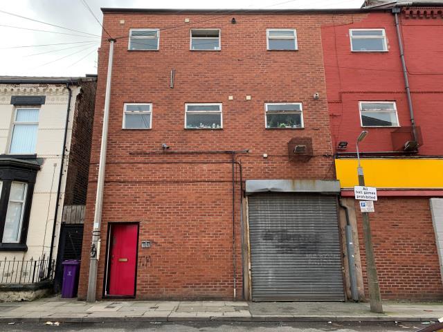 2a & 2b Ireton Street, Liverpool