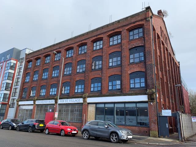 Apt As7, Fox Street Village, 30 Fox Street, Liverpool
