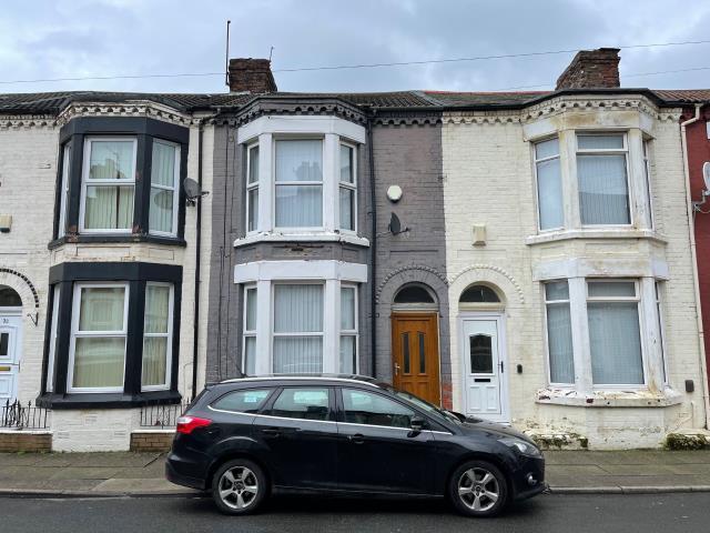 35 Newcombe Street, Liverpool