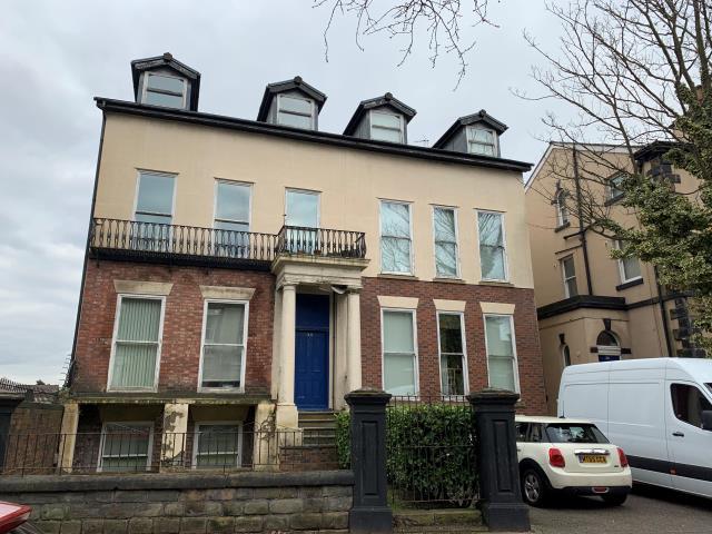 Apartment 2, 40 Sandown Lane, Liverpool