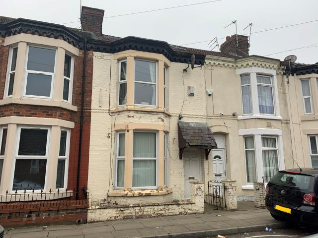 45 Sutcliffe Street, Liverpool