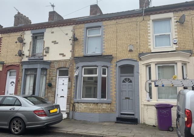 75 Hinton Street, Fairfield, Liverpool