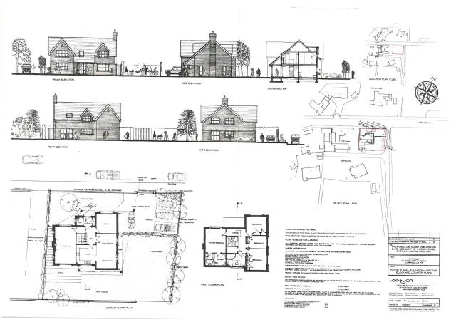 Land At 4 Ferry Road, Wirral, Merseyside