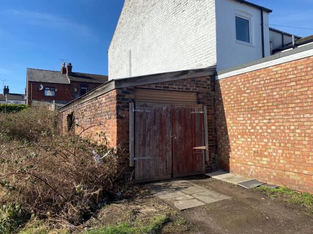 Garages And Land To The West Of Ross Street, Widnes, Cheshire