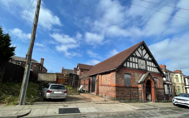 Ozanam Hall, Alvanley Place, Prenton, Merseyside