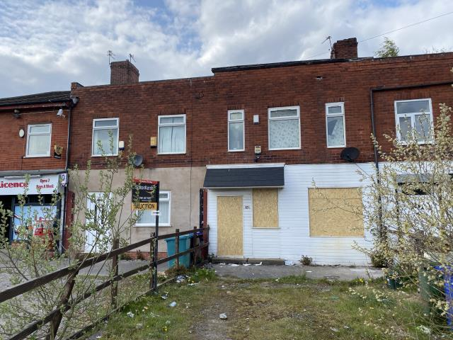 13a Ryder Brow Road, Manchester