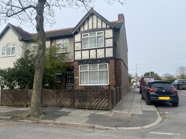 14 Barnston Road, Liverpool