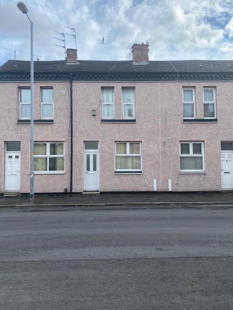 156 Peel Road, Bootle, Merseyside