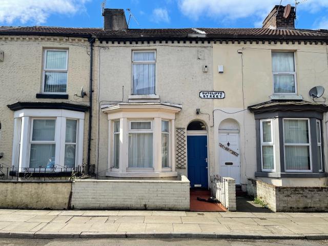 16 Sutcliffe Street, Liverpool