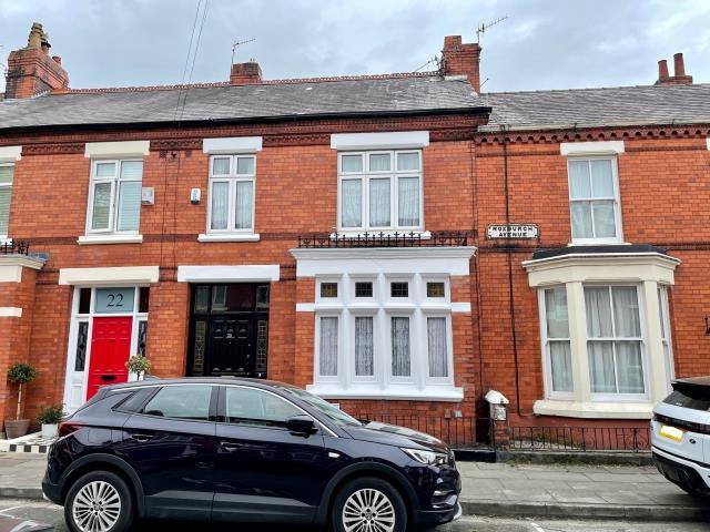 20 Roxburgh Avenue, Liverpool