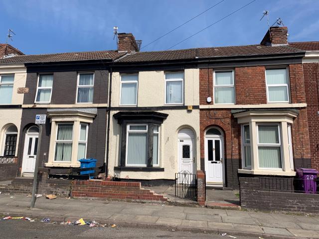 24 Ruskin Street, Liverpool