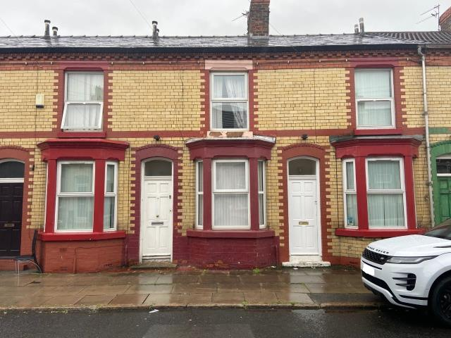 32 Parton Street, Liverpool