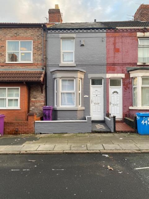 46a August Road, Liverpool