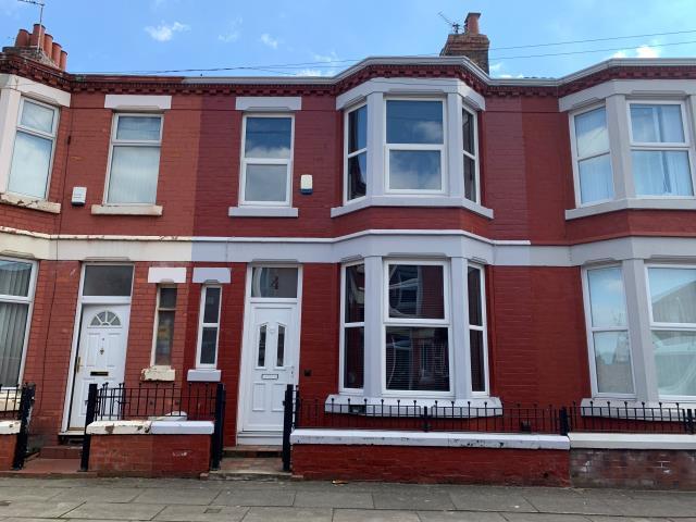 4 Fareham Road, Liverpool