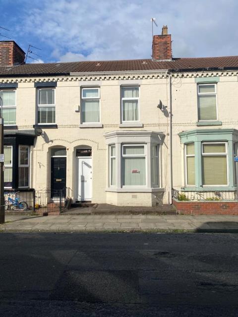 53 Hampden Street, Liverpool